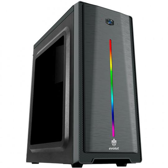Pc Gamer AMD Ryzen 5 3600 - Memória Ram 8Gb - HD SSD 240Gb - RX 570 4gb
