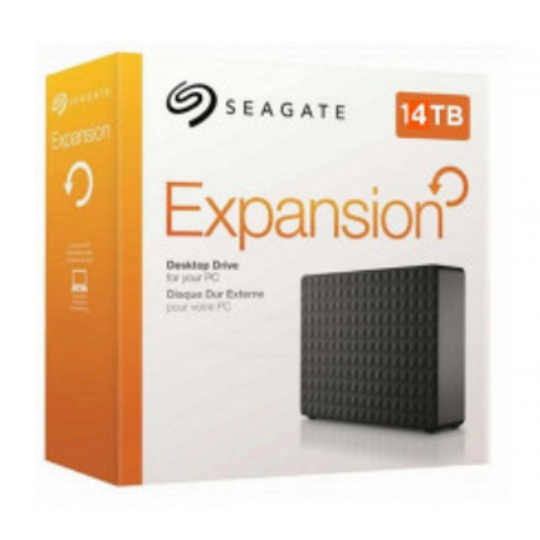 HD Externo Seagate Expansion 14TB / 3.5