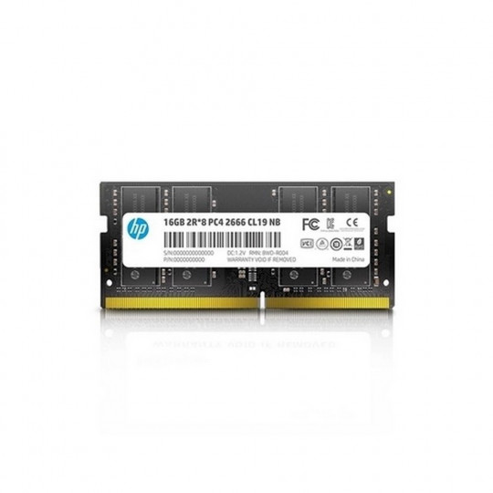 Memória HP S1 para Notebook 16 GB DDR4 2666MHz