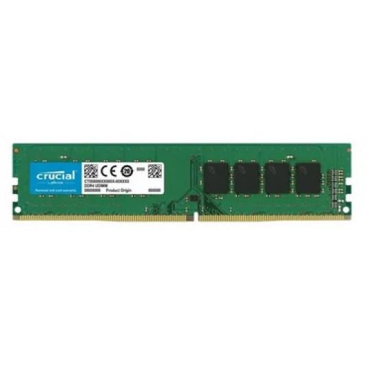 Memória Crucial DDR4 8gb 2666