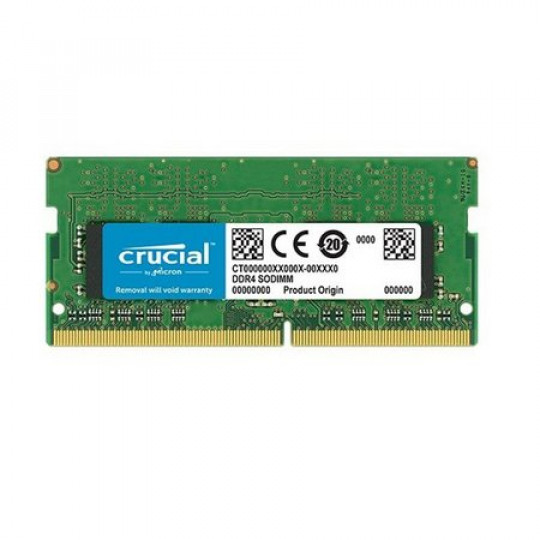 Memoria Notebook DDR4 16GB 2666Mhz Crucial