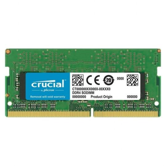 Memoria Notebook DDR4 16GB 2400Mhz Crucial