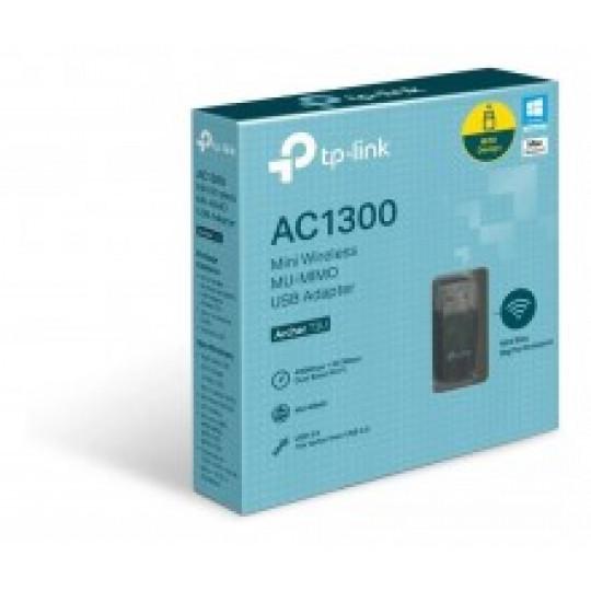 Adaptador TP-LINK USB AC1300 T3U