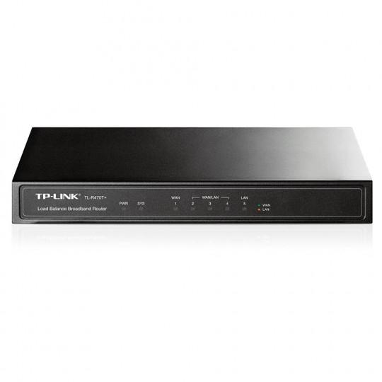 Roteador TP Link TL-R470T+ 10/100 mbps Load Balance