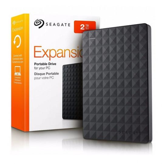 "HD Externo Portátil 2TB Seagate Expansion 2.5"""