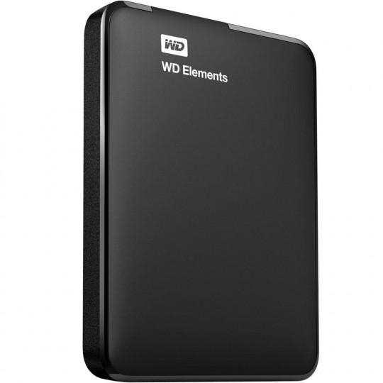 """HD Externo Portátil 1TB WD Elements 2.5"""""""