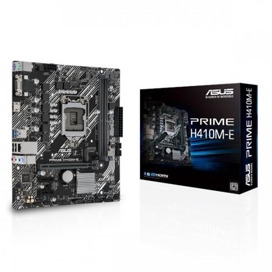 Placa Mãe Asus H410M-E LGA 1200 DDR4