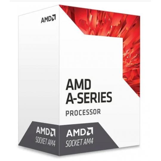 Processador AMD A12-Series, Cache 2MB, 3.1GHz (3.8GHz Max Boost), AM4, Radeon R7 Series