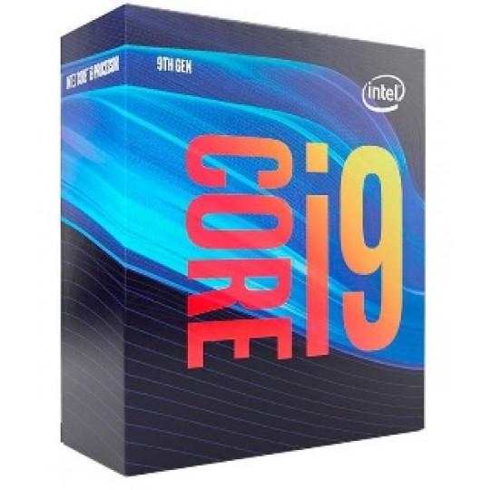 Processador Intel Core i9-9900KF Coffee Lake Refresh, Geração, Cache 16MB, 3.6GHz (5.0GHz Max Turbo), LGA 1151, Sem Vídeo