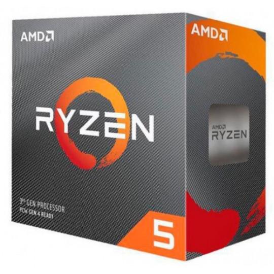 Processador AMD Ryzen 5 3600XT, Cache 35MB, 3.8GHz (4.5GHz Max Turbo), AM4