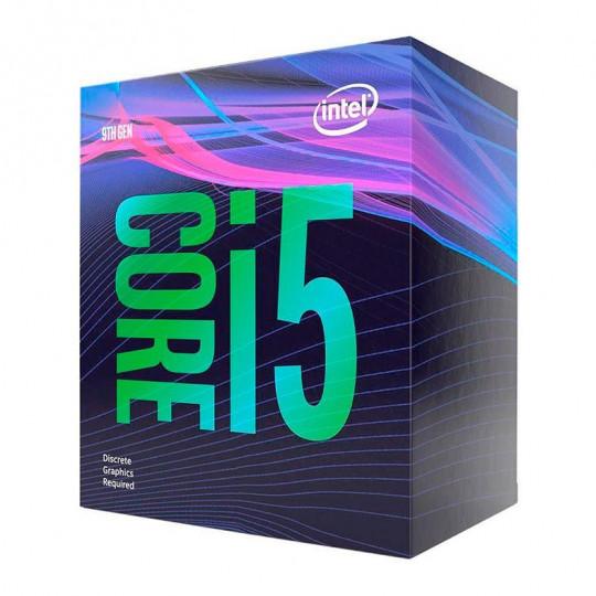 PROCESSADOR INTEL CORE I5 9400 2.9Hz, (4.1GHz Turbo), 6-Cores, 6-Threads, LGA 1151
