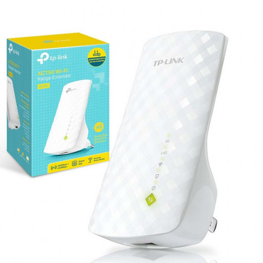 Repetidor WiFi AC750 RE200 TP- LINK