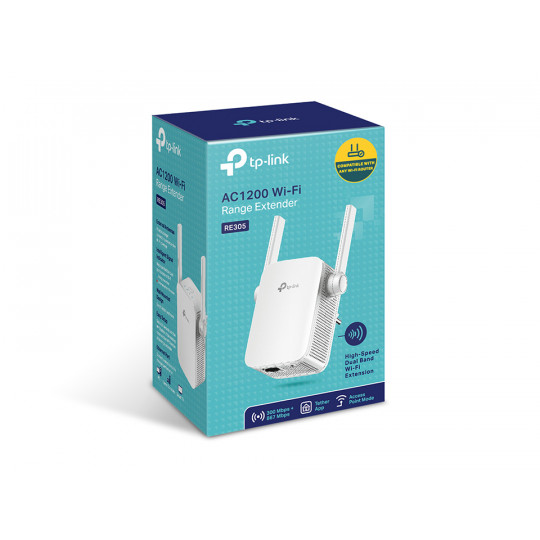 Repetidor Wi-Fi AC1200 RE305 TP-LINK