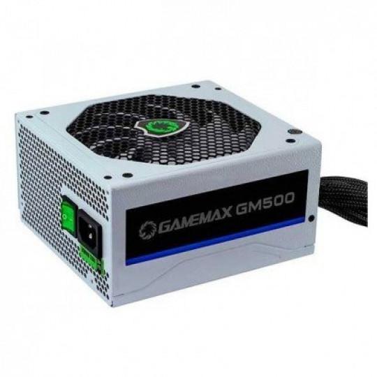 Fonte GameMax 500w GM500 80+ Plus Bronze