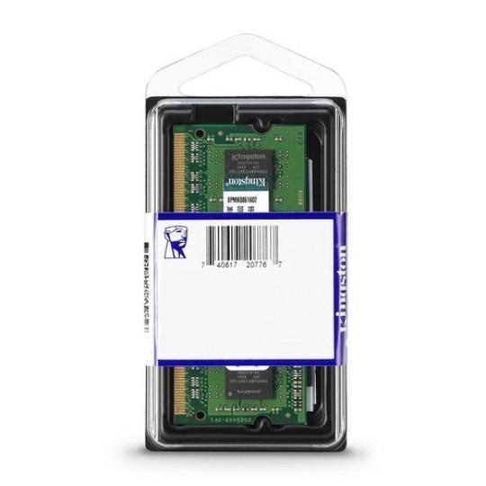 Memória Notebook Kingston DDR3L 4Gb 12800 / 1600Mhz