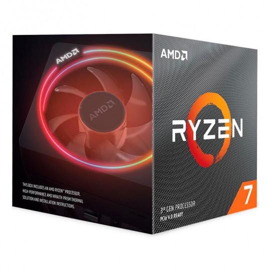 PROCESSADOR AMD RYZEN 7 3700X 3.6GHz (4.4GHz Turbo), 8-Cores 16-Threads, AM4